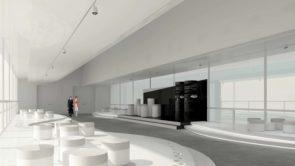LoungeCafe, Museu Colecção Berardo