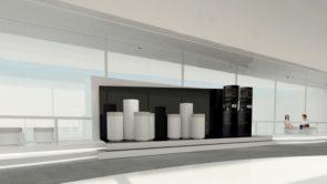 Lounge Café, Museu Colecção Berardo