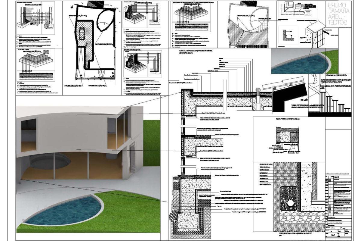 Projeto de Arquitectura Encarnação